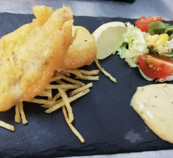 Mini fish&chips